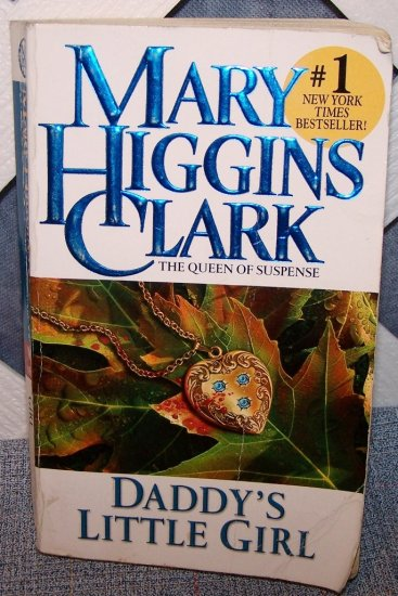 Daddy's Little Girl by Mary Higgins Clark FREE Shipping to US