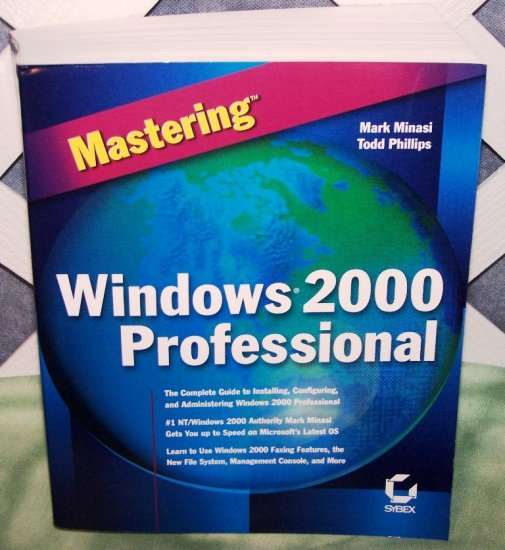Windows 2000 Professional Book