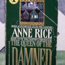 The Queen Of The Damned by Anne Rice FREE Shipping to US