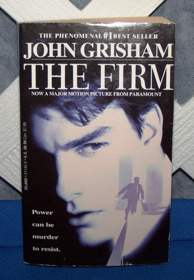 The Firm by John Grisham Free Shipping to US