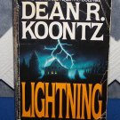 Lightning by Dean Koontz FREE Shipping to US