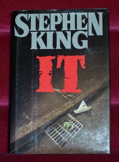 IT by Stephen King HB/DJ