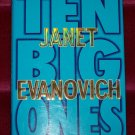 Ten Big Ones by Janet Evanovich HB/DJ