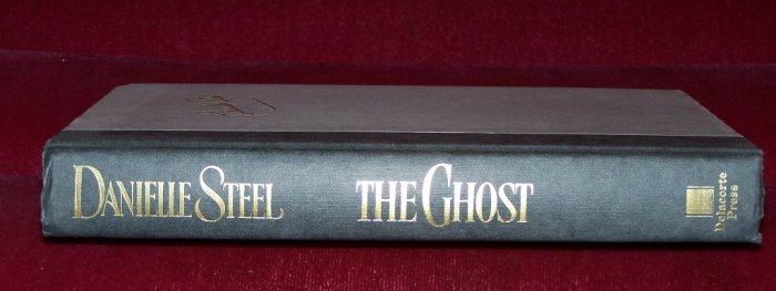 The Ghost by Danielle Steel HB/DJ