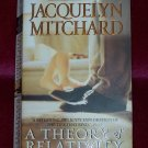 Theory of Relativity by Jacquelyn Mitchard FREE Shipping to US