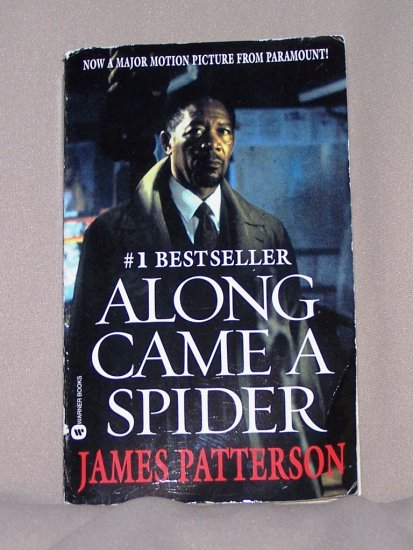 Along Came A Spider by James Patterson FREE Shipping to US
