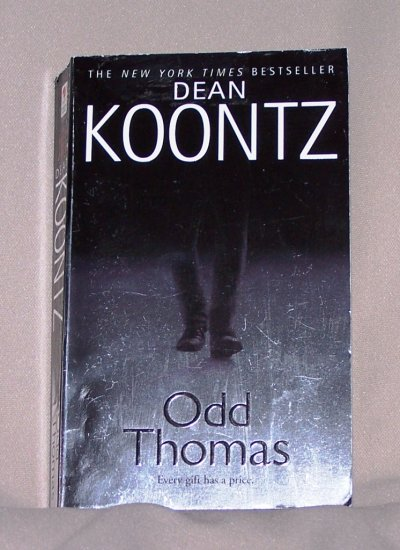 Odd Thomas by Dean Koontz FREE Shipping to US
