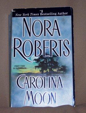 Carolina Moon by Nora Roberts FREE Shipping to US