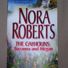 The Calhouns Susanna and Megan by Nora Roberts FREE Shipping to US