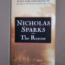 The Rescue by Nicholas Sparks FREE Shipping to US