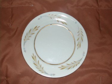 "Mieto New Orleans China Bread And Butter Plate Courtley Pattern 6-3/4"" Excellent"