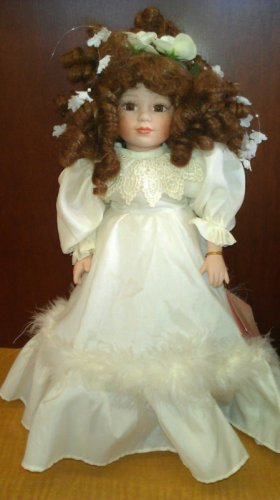 """15"""" Traditions Doll Collection Porcelain Doll"""