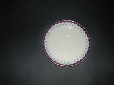 Minton Royal Doulton Fine Bone China Saucer Consort Pattern