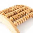 Tuuli Accessories Foot Massager Massage Tool for Feet Wooden Roller 11.5 x 10 inches