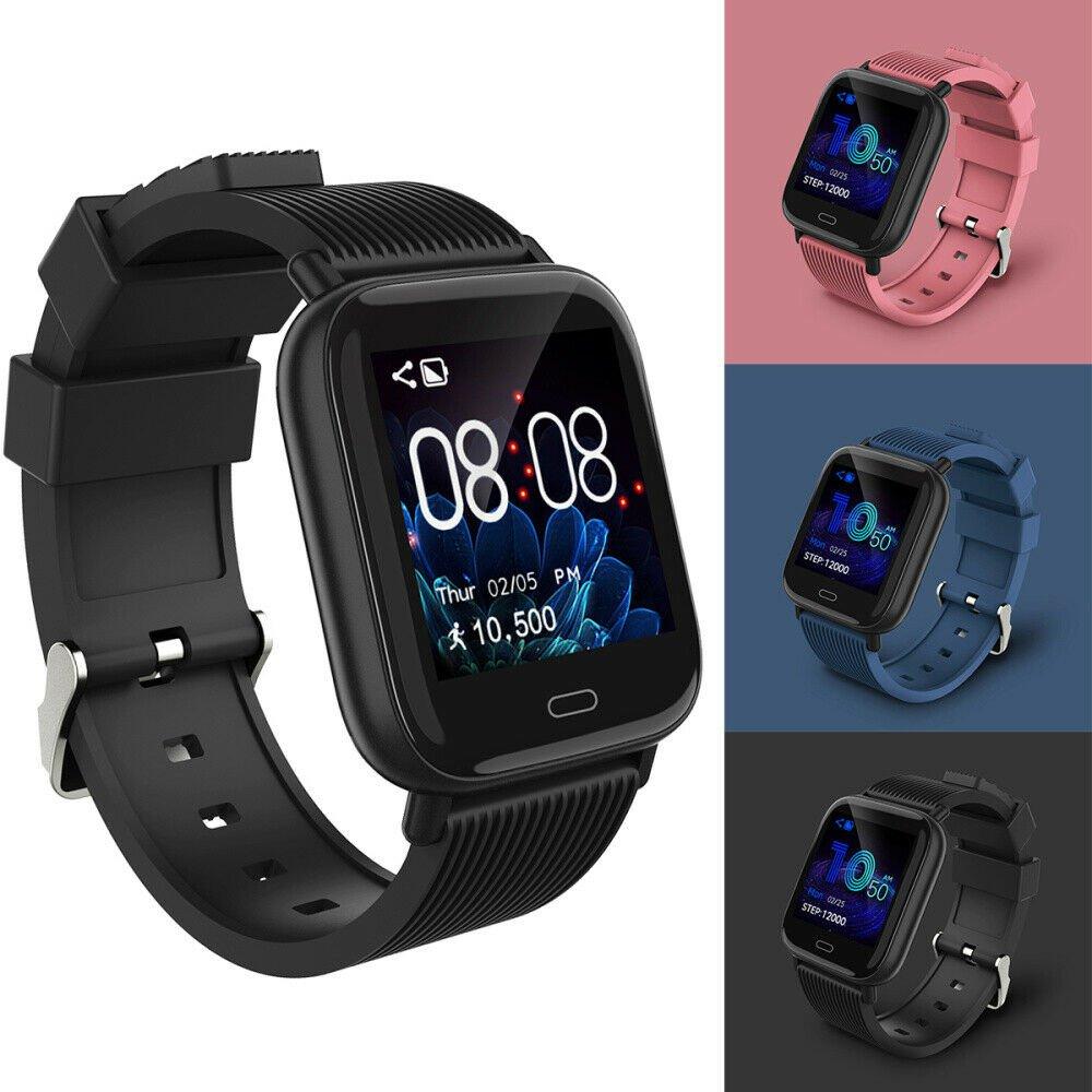 G20 Fitness Tracker (Black)
