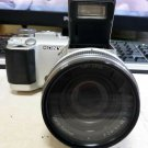 Sony Cyber-shot DSC-F717 5MP Digital Camera - Silver Repairs for parts