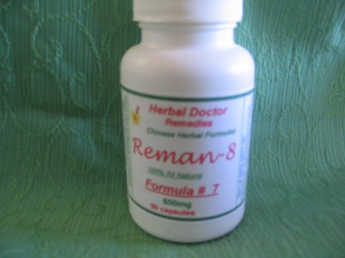 Reman-8 # 7  90 Caps