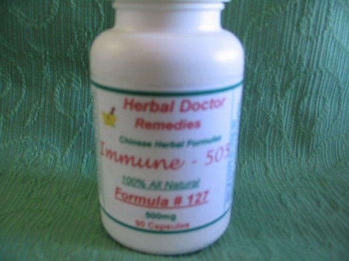 Immune-505 # 127 90 Caps