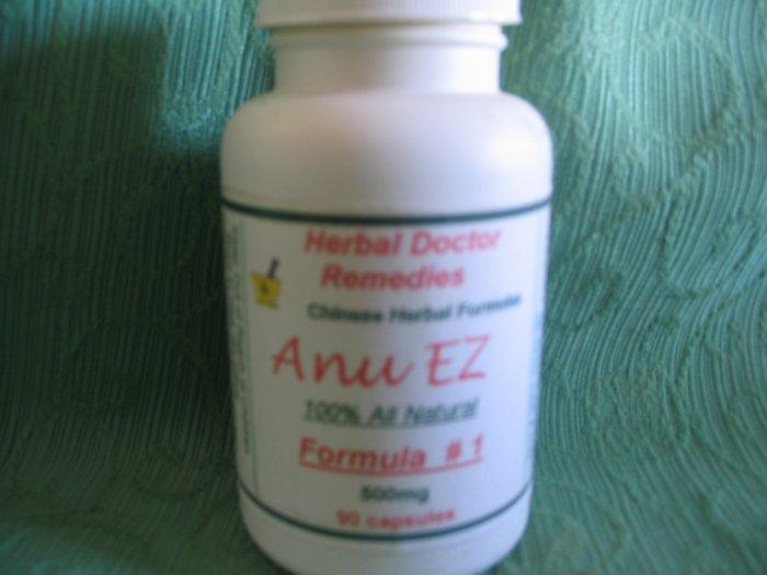 Anu EZ  #1 90 Cap