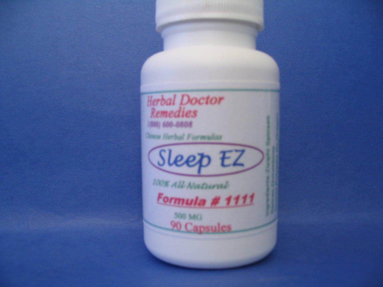 Sleep EZ #1111 90 Caps