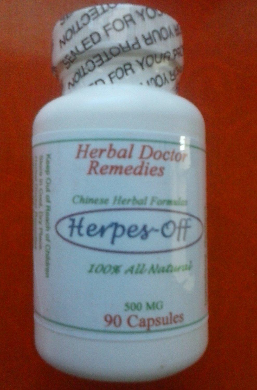 Herpes Off 90 Caps # 550