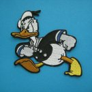 3 x Iron-on embroidered Patch Disney character Donald Duck 4""