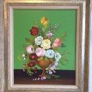 Master Fine Art  Vintage R.Rosini Oil On Canvas  Italian Painting
