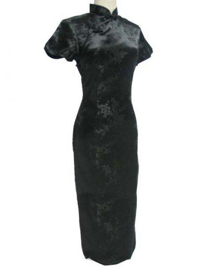 Black Clubs Chinese Dress Cheong-sam/Qipao