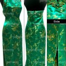 Green Vogue Chinese Dress Backless Gown[CDL-05GN]
