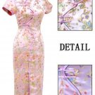 Grace Chinese Dress Evening Gown Pink 9QIP-0098