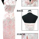 Chinese Backless Costume Baby Pink 9QIP-0084