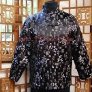 Men's Chinese Jacket Patterned with Chinese Character