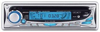LEGACY LCD18M AM/FM CD/MP3 Player w/Detachable Panel