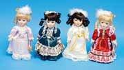 """8""""-9"""" Angel Porcelain Dolls Special """"LIMITED"""""""