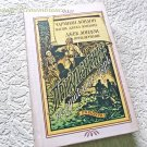 Jack London American Writer Biography and Adventure Vintage Old Book in Russian