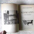 Zenon Kosidowski Rumaki Lizypa Chariots Lizipa Historical Vintage Book in Polish Poland 1980s