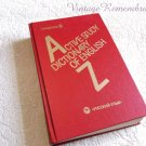 Longman Active Study Dictionary English Educational Vintage Reference Vocabulary Book USSR 1980s