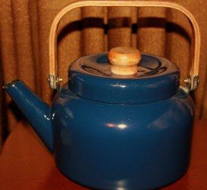 Porcelain Teapot