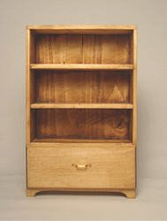 Bookcase--Stained