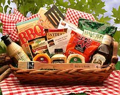 Master of The Grill Gift Basket