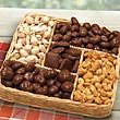 Organic Sweet Sensation Gift Basket