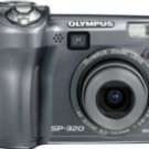 Olympus SP-320 7.1MP Digital Camera with 3x Optical Zoom, Model: sp-320 (R)