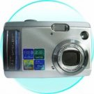 Professional Quality 6.0 Megapixel Digital Photo Camera
