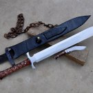 21 inches Blade custom sword kukri/khukuri-Handmade kukri-sword-knives from Nepal