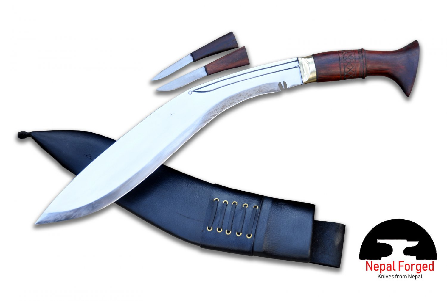 13 inches blade Gorkhali version kukri/khukuri knife-Handmade in Nepal