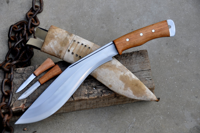 11 inches Blade Afhgan issue kukri/khukuri knife-Handmade in Nepal