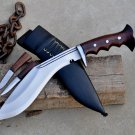 10 inches Gripper Angkhola kukri/khukuri knife-Handmade in Nepal