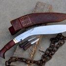 13 inches blade Gorkhali kukri/khukuri knife-Handmade in Nepal