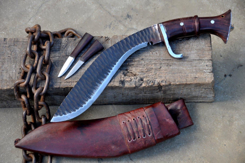 10 inches historical Tiger kukri/khukuri knife-Handmade in Nepal