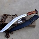 15 inches blade traditional Dragon sirupate kukri/khukuri knife-Handmade in Nepal